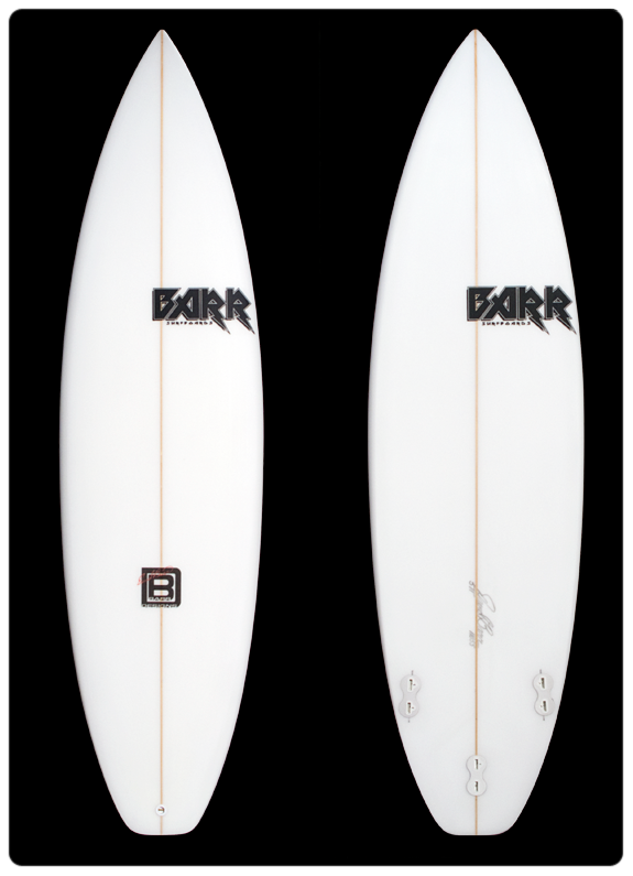 David Barr Surfboards - The Challenger