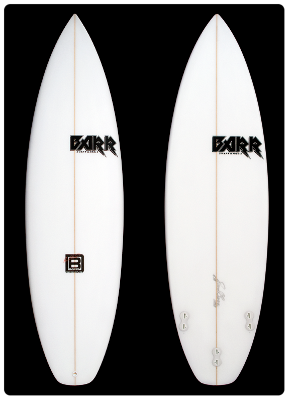 David Barr Surfboards - The Podium